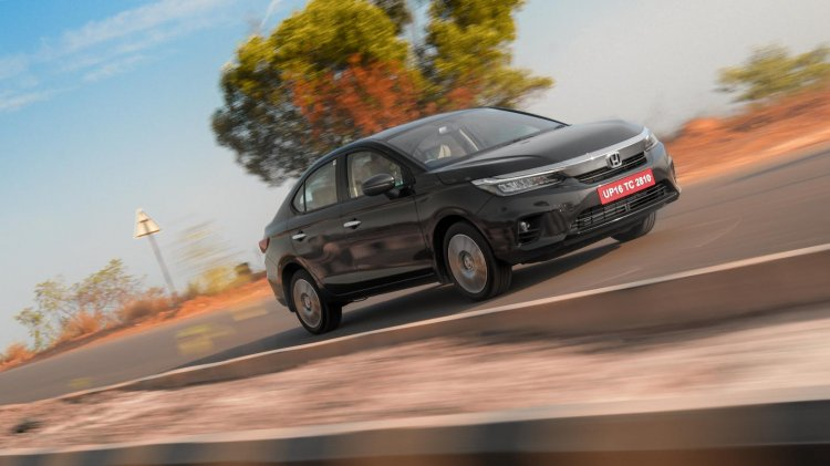 2020 Honda City Mt Diesel Action