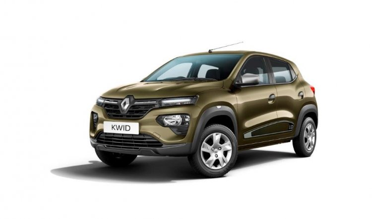 Renault Kwid Out Back Bronze