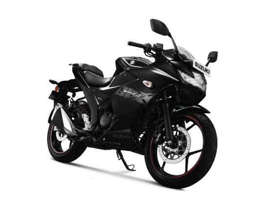 Suzuki Gixxer Sf Bs6 Black