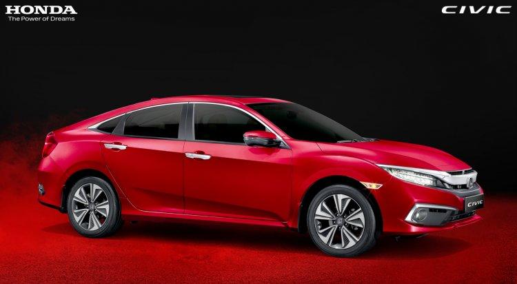 Bs6 Honda Civic Diesel Rhs