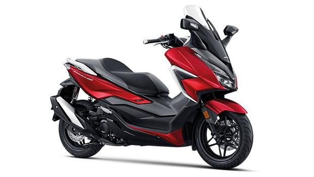 Honda Forza 350 Red