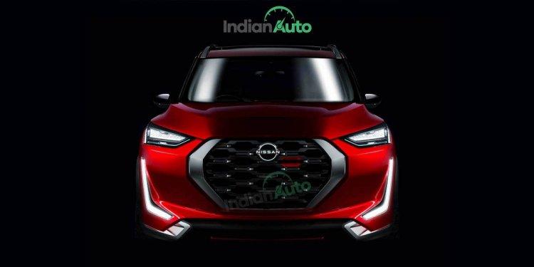 2020 - [Nissan] Magnite Nissan-magnite-front-rendering-6e70