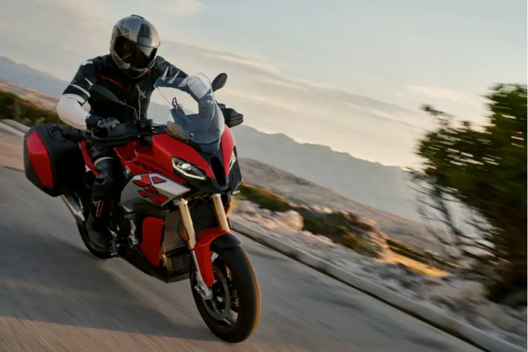 2020 Bmw S 1000 Xr Action