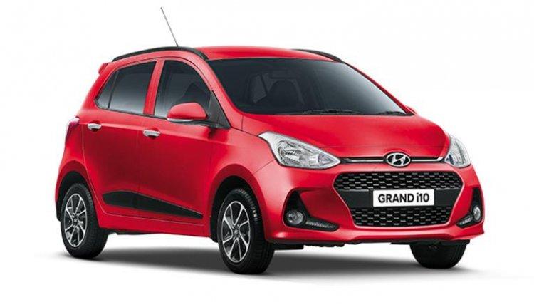 Hyundai Grand I10 Exterior