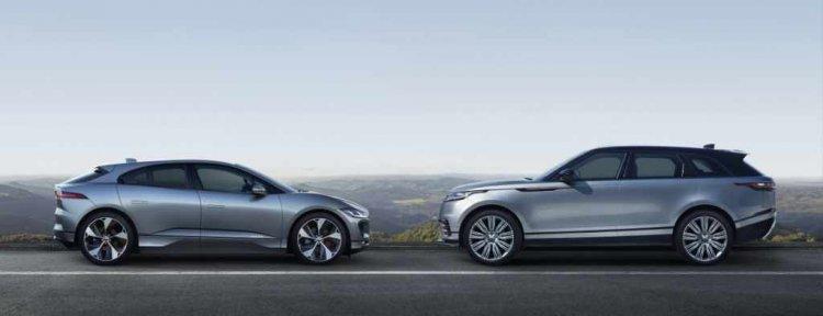 Jaguar Land Rover Contactless Touchscreen System P