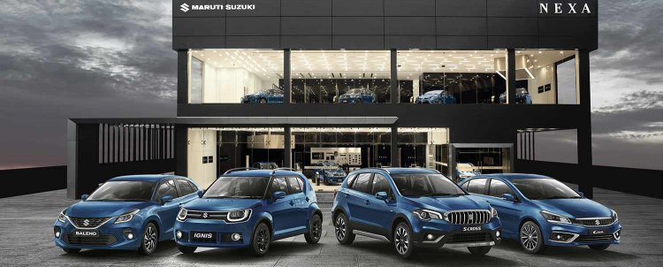 Maruti Suzuki Nexa Premium Dealership