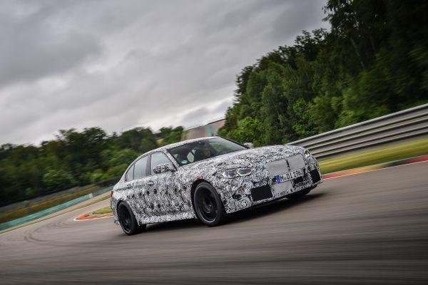 Bmw M3 And M4 Tested At The Nurburgring 3
