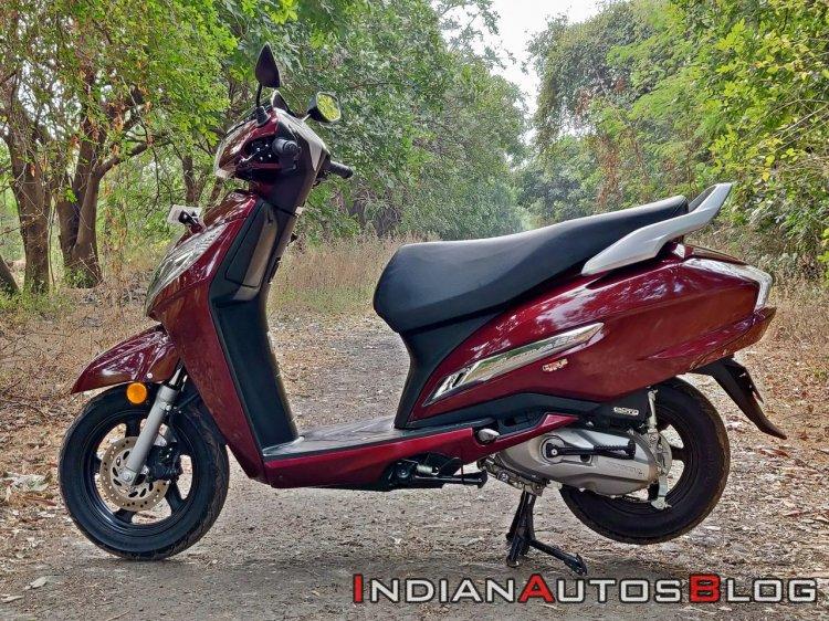 Bs Vi Honda Activa 125 Review Still Shots Left 549