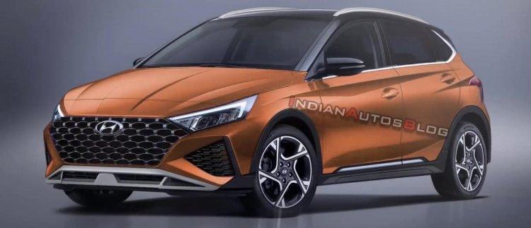 2021 Hyundai Elite I20 Render Indian Autos Blog