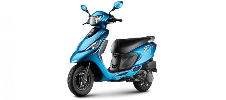 Tvs Scooty Zest 110 Bs6 Featured Image