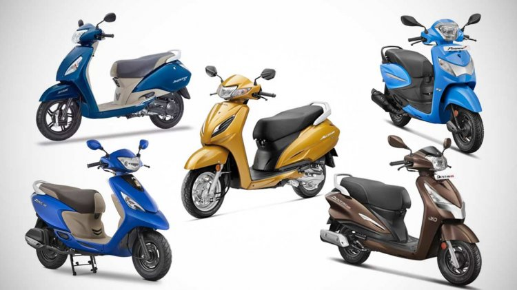 Top 5 Scooters Under 70k Featured Image