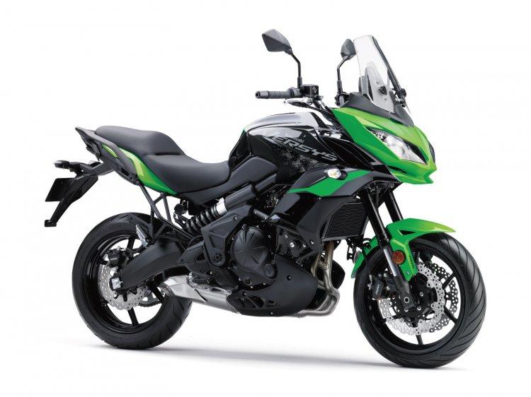 2021 Kawasaki Versys 650 Bs6 Right Side