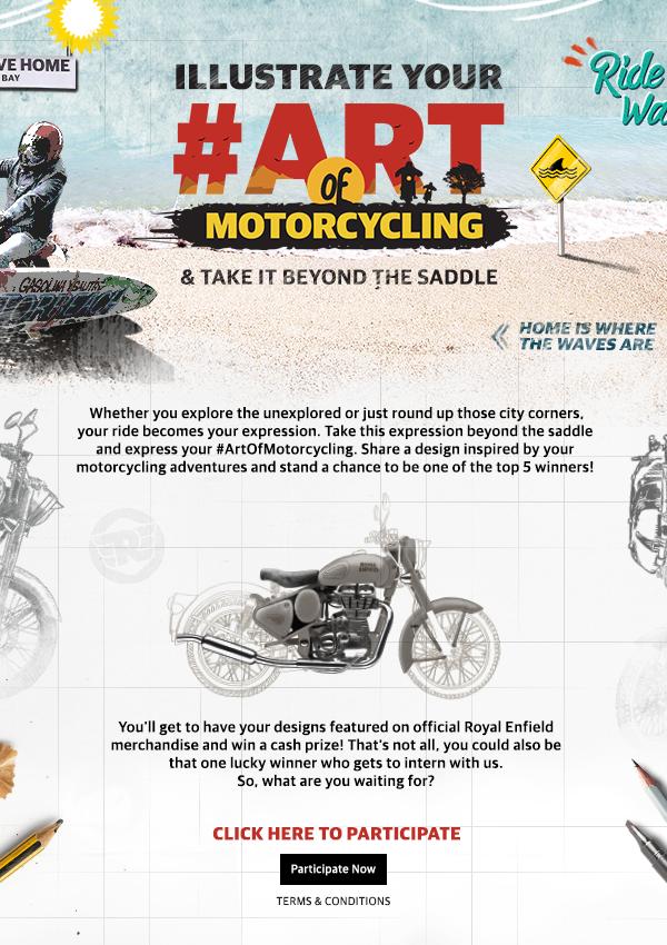 Royal Enfield Art Of Motorcycle Brochure