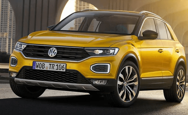 Volkswagen T-roc Front Right