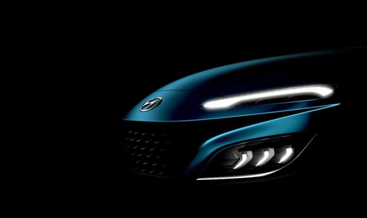 2021 Hyundai Kona Teased