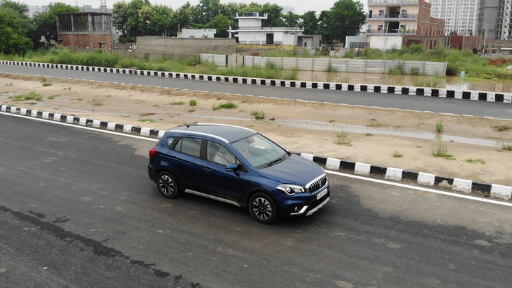 2020 Marut Suzuki Scross First Drive Review 36