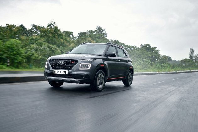Hyundai Venue Imt First Drive Review 2