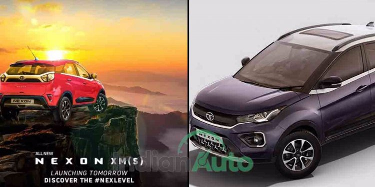 Tata Nexon Xms Launch Featured Image