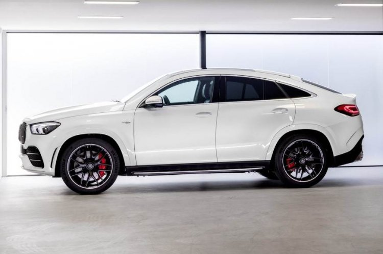 Mercedes Amg Gle 53 Coupe Lhs