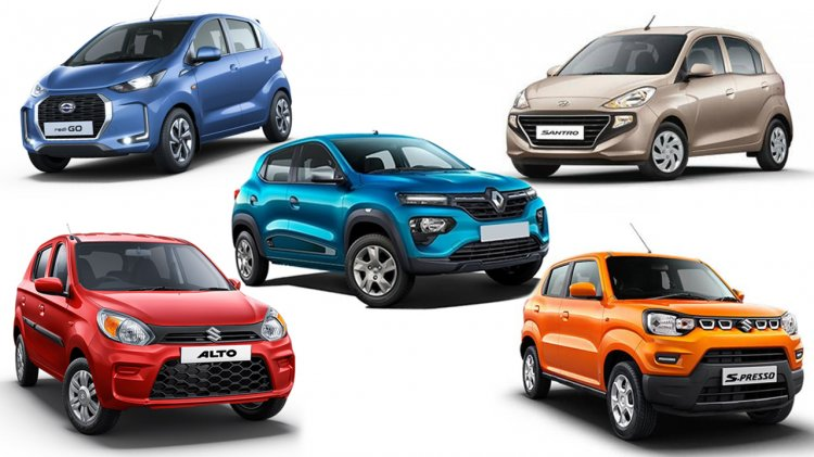 Top 5 Budget Cars Under 5 Lakh