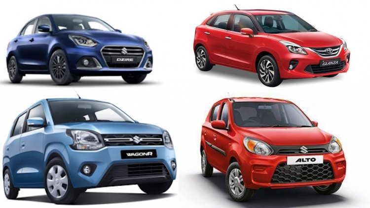 Top 5 Most Fuel Efficient Petrol Cars In India