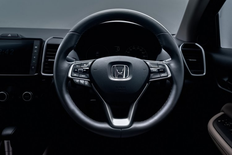 2020 Honda City Steering Wheel