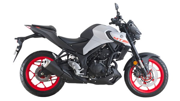 2020 Yamaha Mt 25 Rhs