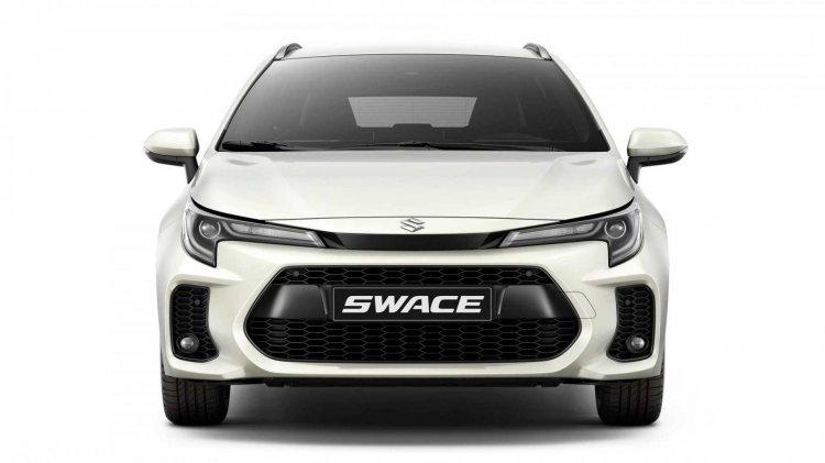 2020 Suzuki Swace Front