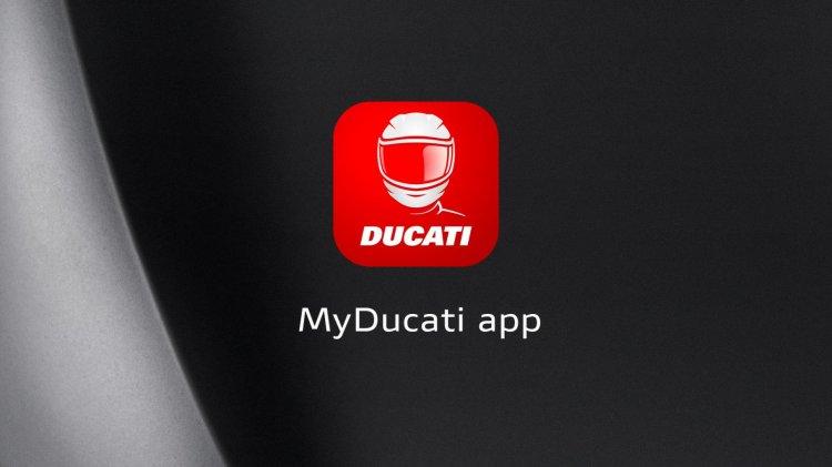Myducati App Logo