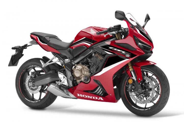 2021 Honda Cbr650r Right Side