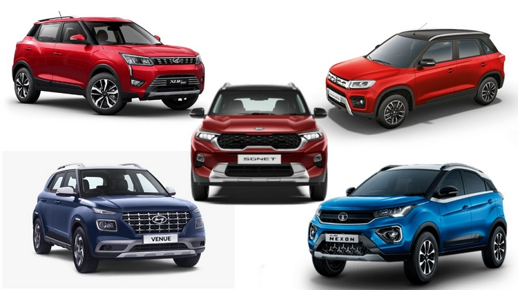 Top 5 Compact Suvs Under Inr 10 Lakh In India Cove