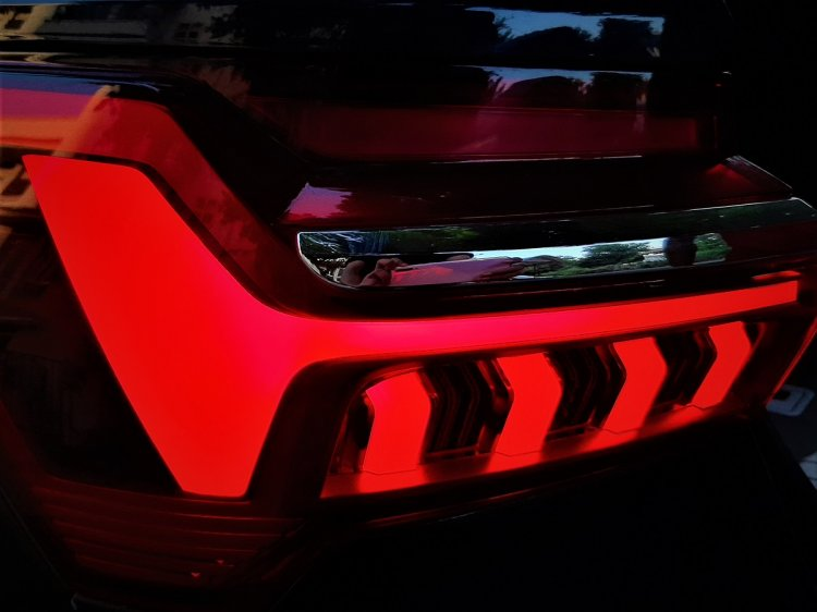2020 Audi A6 Tail Lamps