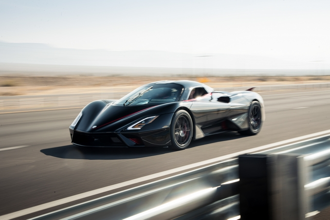 Ssc Tuatara Fastest Production Car In The World Re