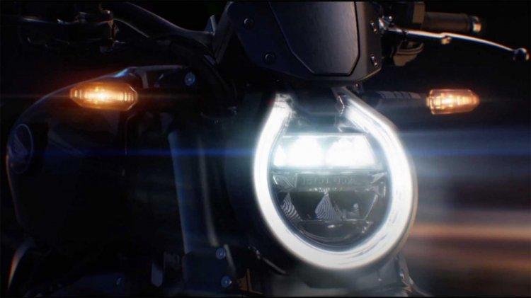 2021 Honda Cb1000r Teaser