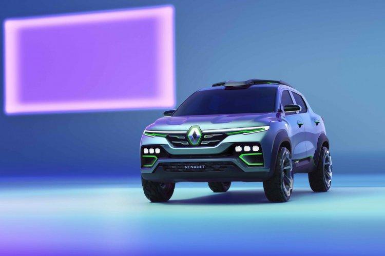 Renault Kiger Concept Front