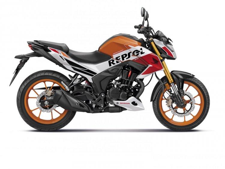 Honda Hornet 2 0 Repsol Edition