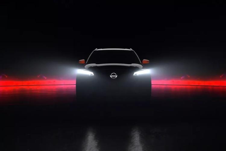 2021 Nissan Kicks Teaser