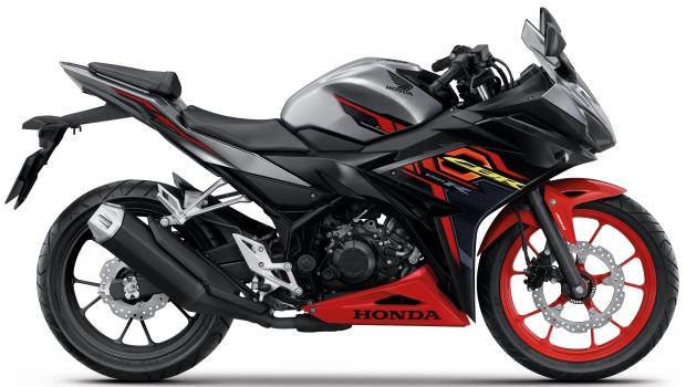 2020 Honda Cbr150r Grey Red