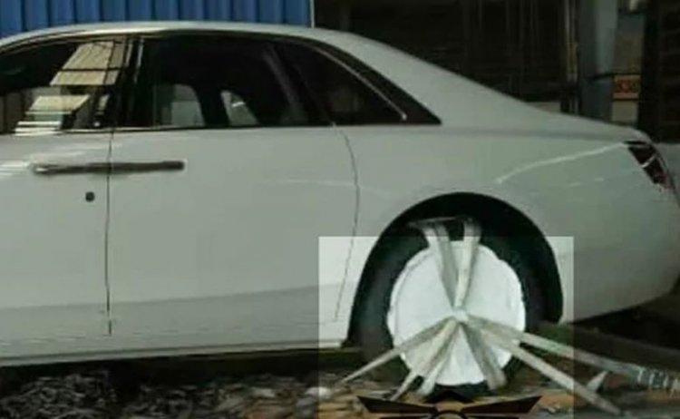 Rolls-Royce Ghost Spy 2