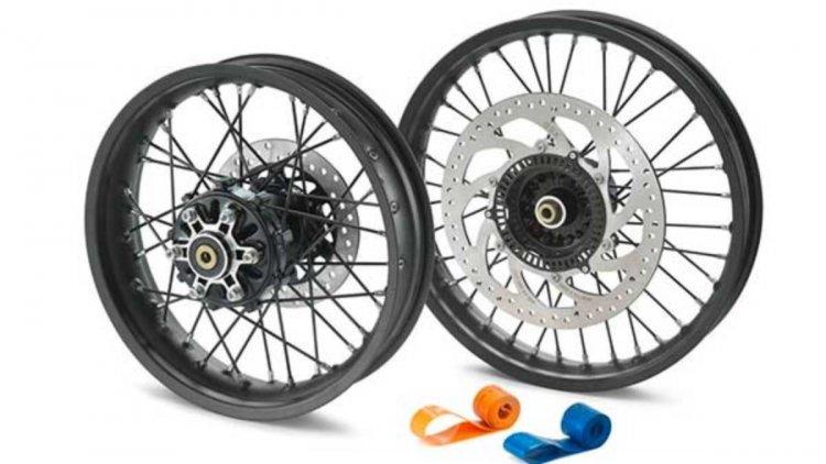 Ktm 390 Adventure Spoke Wheels