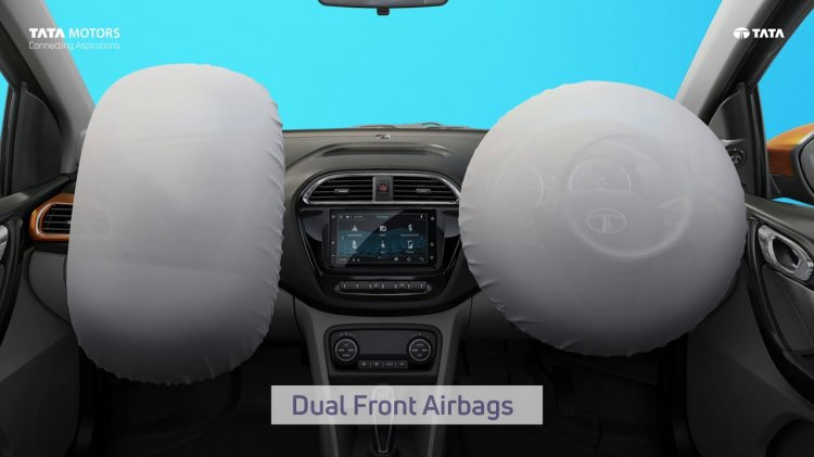Dual Front Airbag