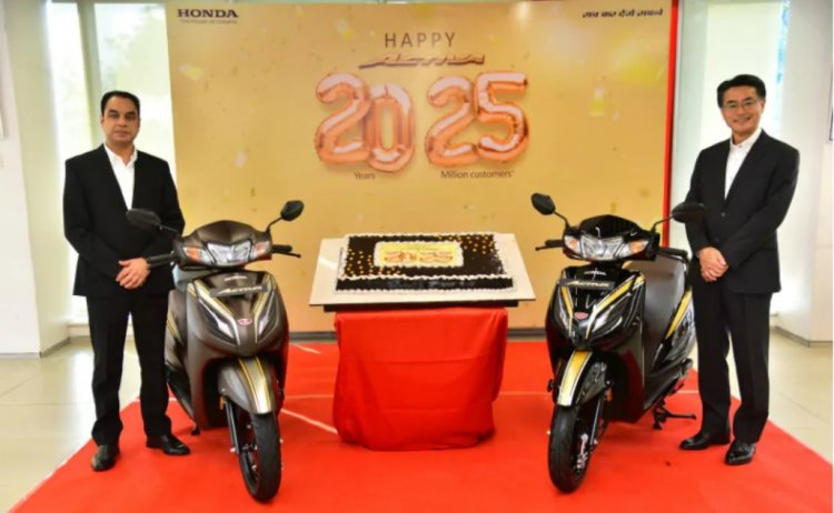 Honda Activa 2 5 Crore Customers