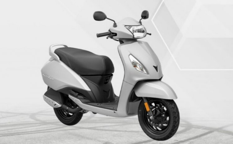 Tvs Jupiter Smw Front Right