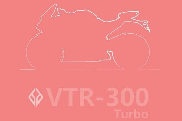 Benda Vtr 300 Turbo Teaser