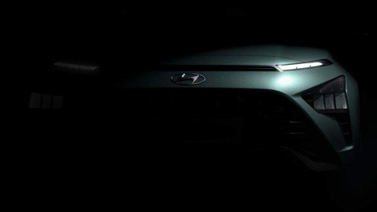 Hyundai Bayon Teaser 2