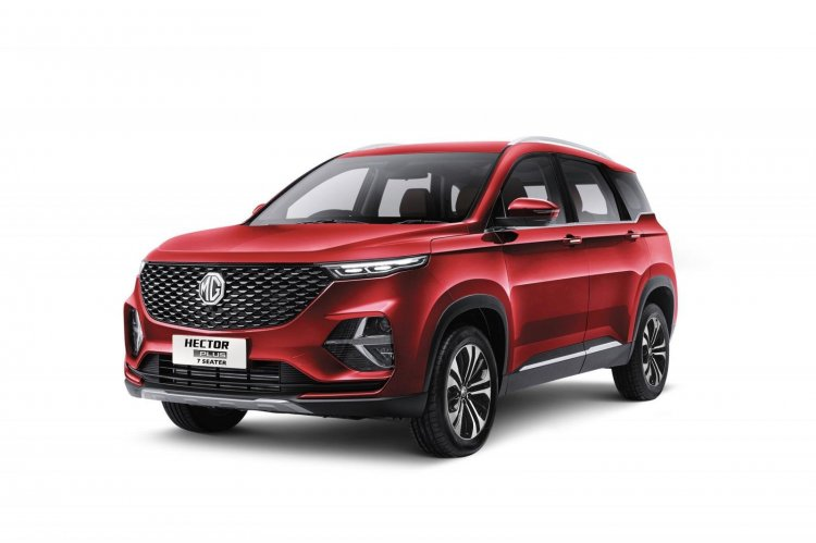 Mg Hector Plus Select
