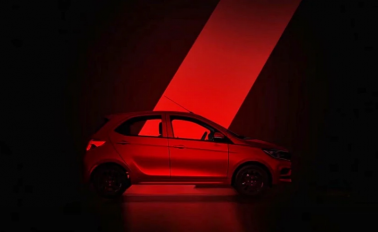 tata tiago limited edition 2021 Teased