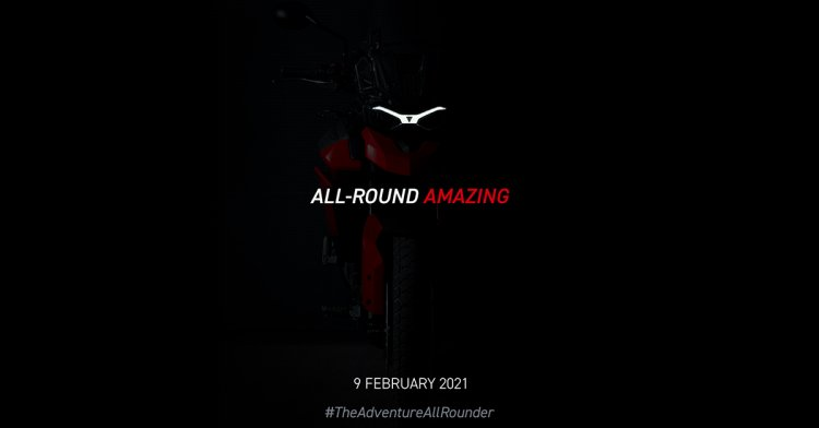Triumph Tiger 850 Sport India Launch Teaser