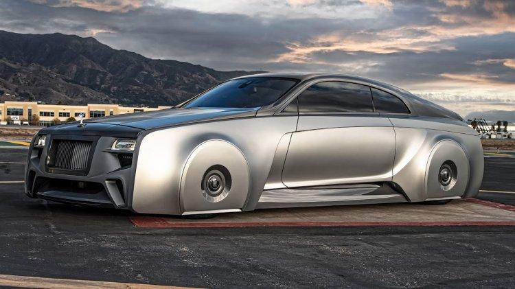 One Off Rolls Royce Wraith