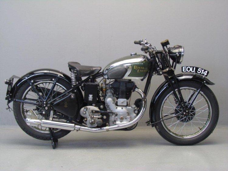 Royal Enfield Wd Co 346 Cc